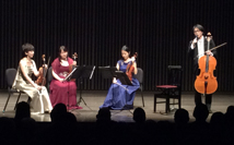 "Image of New Year Charity Concert – The String Quartet ""Quartet SISLEY"""